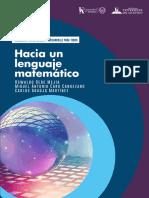 Hacia un Lenguaje Matematico - Oswaldo Dede, Miguel Caro, Carlos Araujo