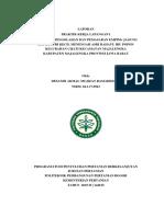 Desandi A.M.R II-B (04.1.17.0943) - LAPORAN KEGIATAN PKL I