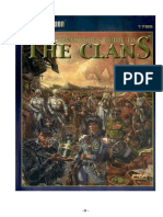 Mechwarrior 3rd Guide to CLANS Russian