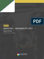 Amostra - PF