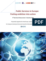 Digitizing Public Services in Europe Putting Ambition Into Action