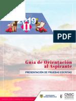 Guia Orientacion Pruebas Terr. 2019-II