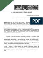A crueldade e o feminino em O Esplendor de Portugal