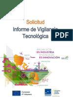 20200915 SOLICITUD INFORME VIGILANCIA TECNOLOGICA
