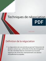 Techniques de Vente négociation LP CI