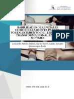 HABILIDADES GERENCIALES COMO HERRAMIENTA EN MIPYMES