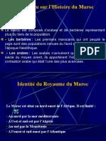 PRESENTATION DU MAROC PAR Omar BOURHABI