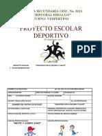 Proyecto - Deportivo 2017-2018