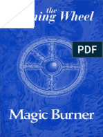The Burning Wheel - Magic Burner