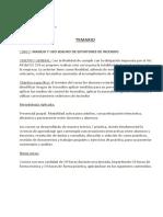 TEMARIO CURSO MANEJO Y USO SEGURO DE EXTINTORES DE INCENDIO