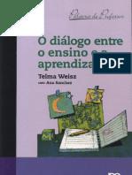 Texto+1+O+dialogo+entre+ensino+e+aprendizagem