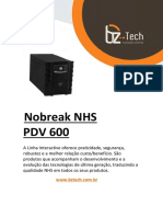 NHS PREMIUM PDV 600