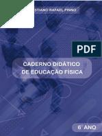 Caderno Didático Educação Física 6 Ano Final