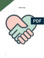 organization plan - fields of hope