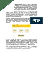 Características Individuales y Colectivas de Una Comunidad