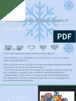 radford city winter festival