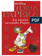 Fumetti - Historia Papera. La Storia Secondo Paperino