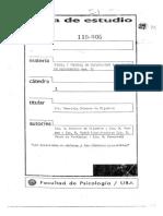 Celener-  Los mecanismos de defensa y las tecnicas proyectivas