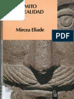 Eliade Mircea - Mito y Realidad