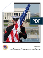 AMVETS National Constitution and Bylaws