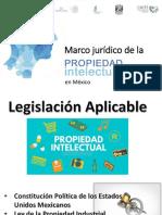 Marco jurídico de la propiedad intelectual en México