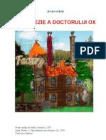 Jules Verne - O Fantezie a Doctorului Ox