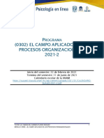 Programa general 302 2021-2