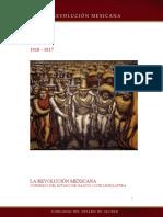 Microsoft Word - Antecedentes de La Revolcución Mexicana 1910 a 1917.Doc
