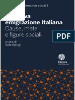 BASSO La Nuova Emigrazione Italiana