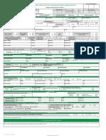 Formato Unico de Solicitud y Ampliacion de Credito Libranza Prestaya 2021