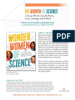 Wonder Women of Science Teachers' Guide