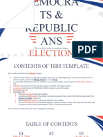 Democrats & Republicans_ Election by Slidesgo