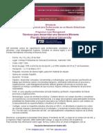 Gacetilla External Executive Programs FIU II