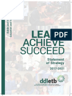 DDLETB Statement of Strategy 2017 2021
