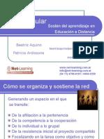 La  Red  Vincular,  sostén  del  aprendizaje  en Educación a Distancia