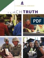 Dallas Theological Seminary 2011-2012 Catalog