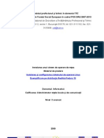 MP10_Instalare sistem de operare de retea (NOS)- LINUX BOCANET CORNELIU