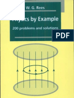 Physics by example_ 200 problems and solutions