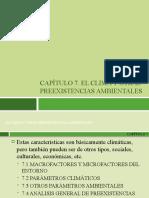 Proyectos Sustentables, cap 7,8,9