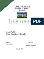Ekuacioni i Bernulit
