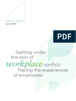 Getting Under Skin Workplace Conflict 2015 Tracing Experiences Employees Tcm18 10800