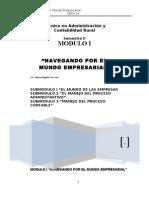 MODULO I APUNTES -VALIDAR