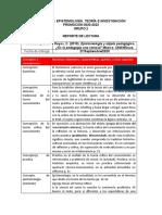 Hoyos, C. (2010). Epistemología y objeto pedagógico