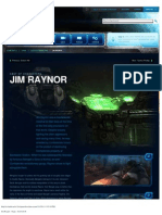 Jim Raynor - Game - StarCraft II
