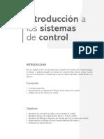 TEMA_INTRODUCCIÓN A LOS SISTEMAS DE CONTROL