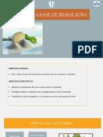 Pasteleria - AZÚCAR A BASE DE REMOLACHA poin