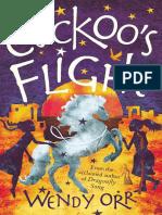 Cuckoo's Flight by Wendy Orr Chapter Sampler