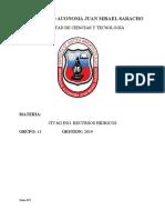 uajms proyecto cuenca hidrologica