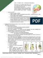 Anatomia Cabeça e Pescoço – 2º Semestre – 1ª Unidade – Aula 1 - Osteologia do Crânio (Parte 1) (1)