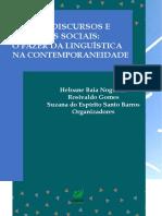 Ensino Discursos e Relacoes Sociais
